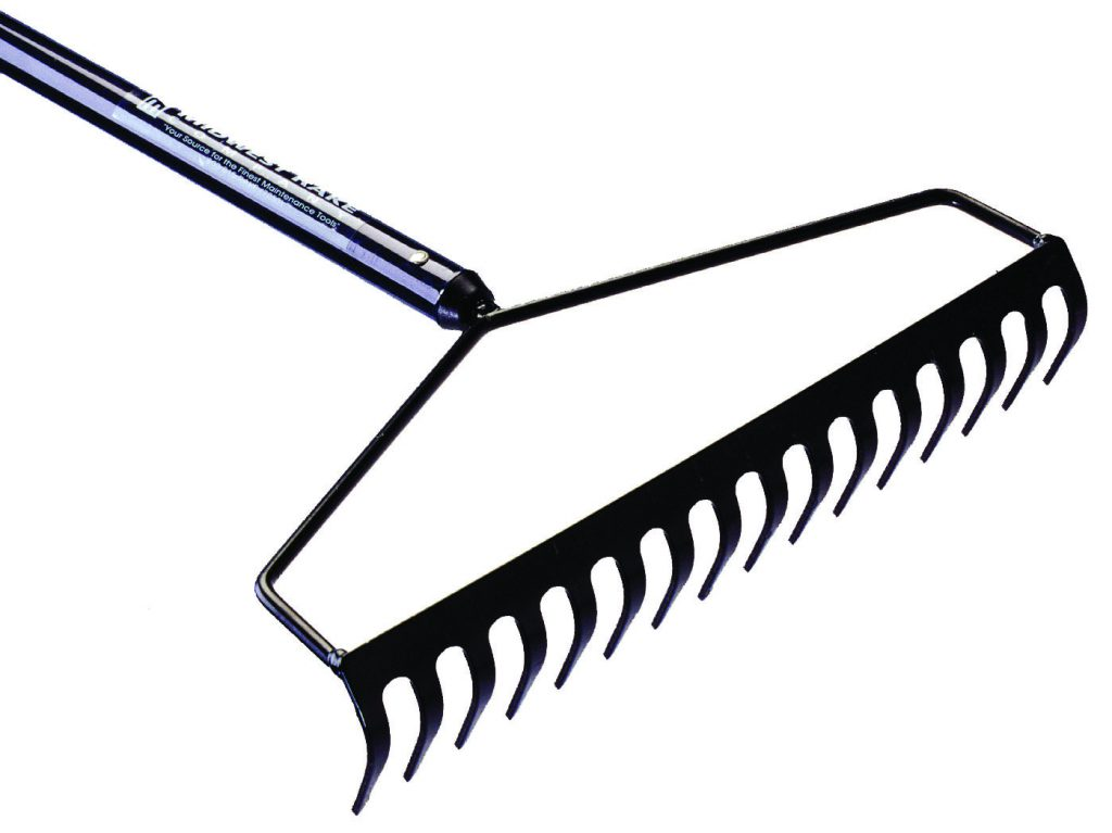 Level Head Rake