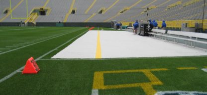 Bench Zone® Sideline Turf Protector