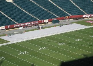 Fieldsaver Sideline Turf Protection Tarp