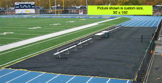 Sideline and Track Protectors