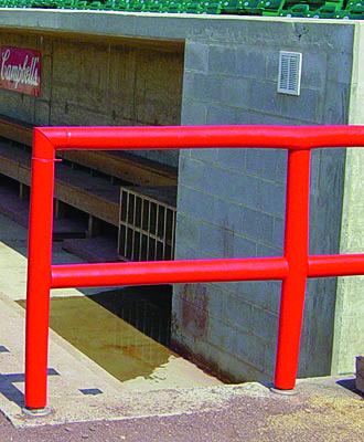 Safefoam Fence and Rail Padding