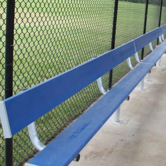 Bleacher Options and Benches
