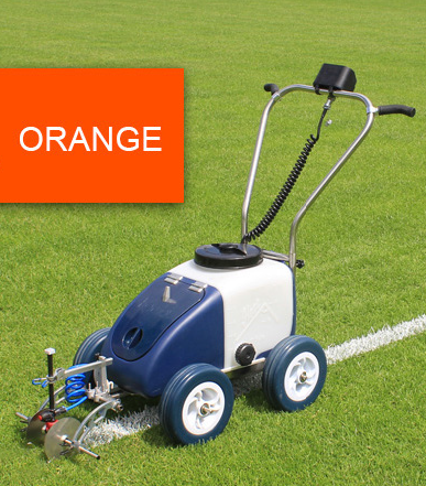 Kombi Orange Line Striper with Wheeled Knib