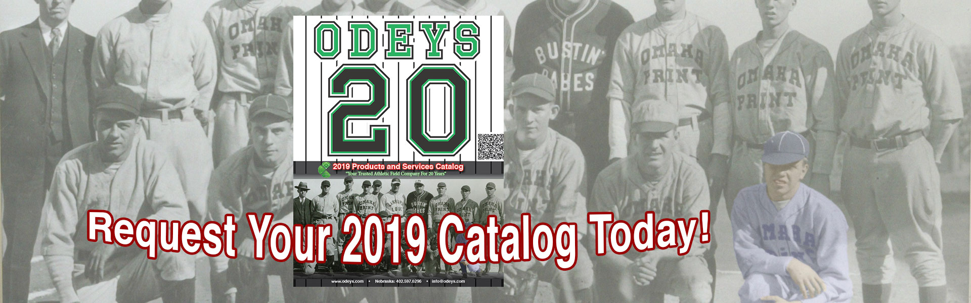 Request 2019 Odeys Catalog